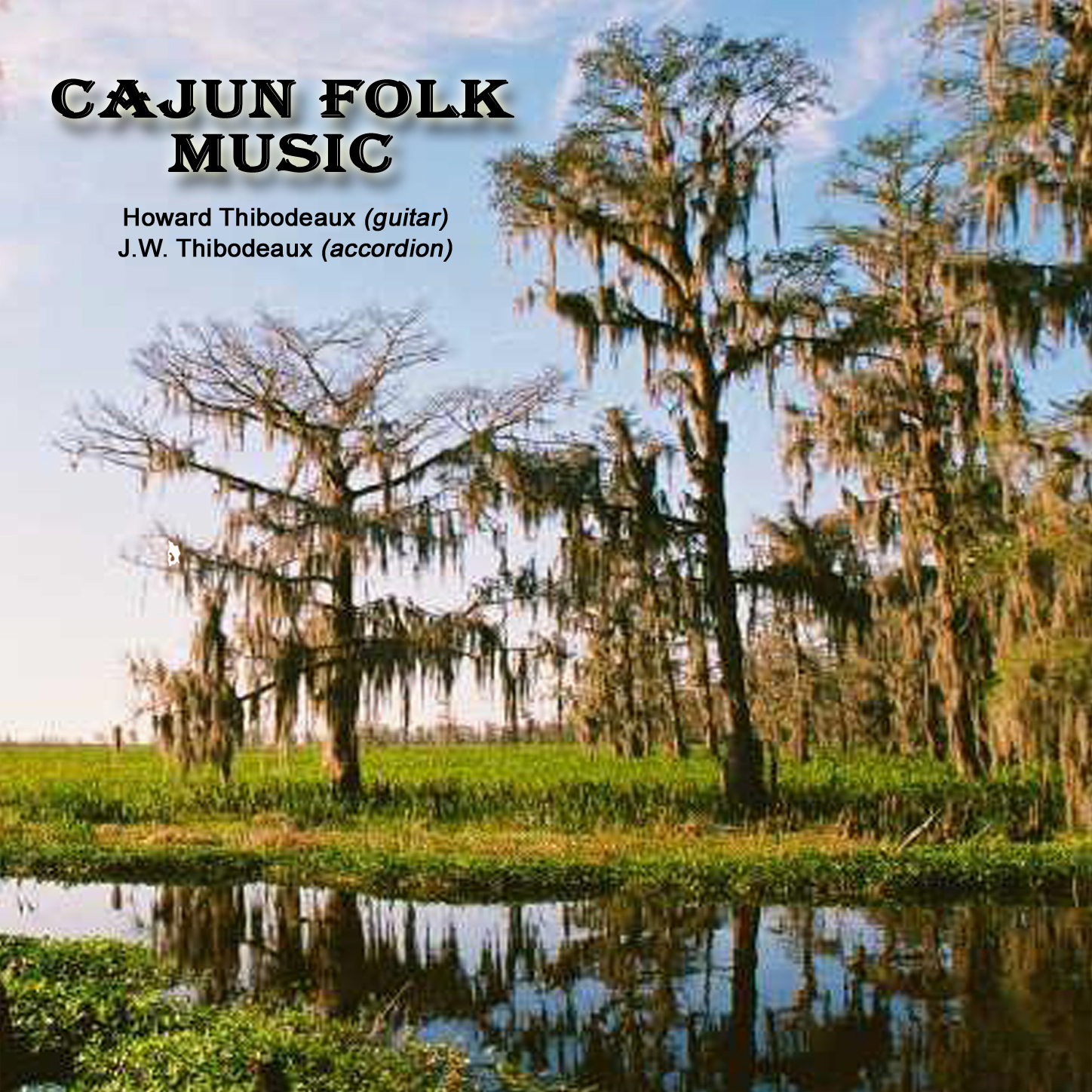 cajun folk music   album