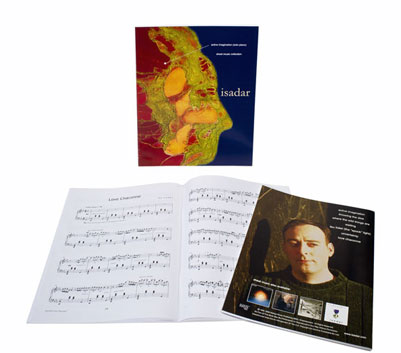 Isadar-Active-Imagination-sheet-music-merch-photo