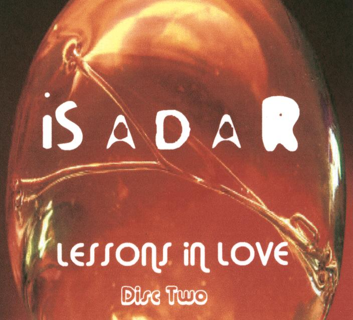 Isadar-Lessons-In-Love-Disc-2-cover