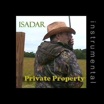 Isadar-Private-Property-Instrumental-cover