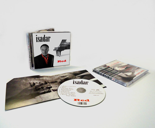 Isadar-Red-piano-CD-merch-photo