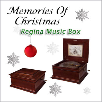 Regina-Music-Box-Memories-Of-Christmas